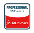 SolidWorks Weldments Professional